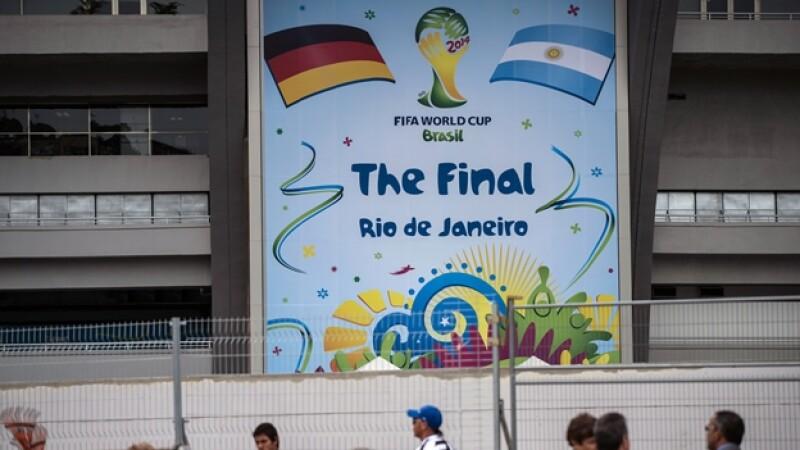maracana final alemania argentina