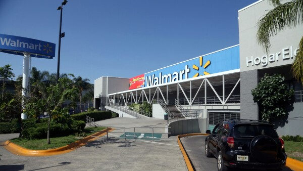 Supermercado gas LP Walmart