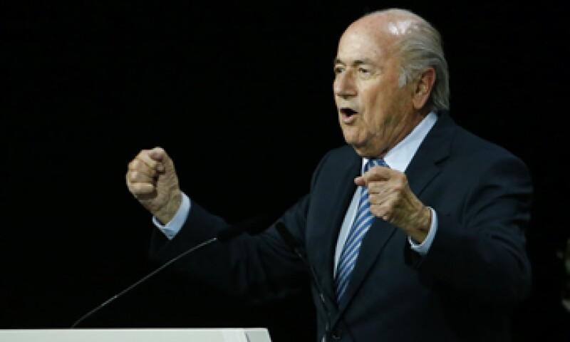 Fue un Congreso muy difícil debido a las circunstancias dijo Blatter. (Foto: Reuters )
