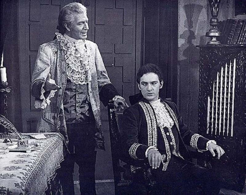 Enrique Lizalde es considerado uno de los primeros actores de México.