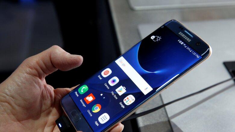 El Samsung S7 Edge Blue Coral fue uno de los teléfonos más esperados.