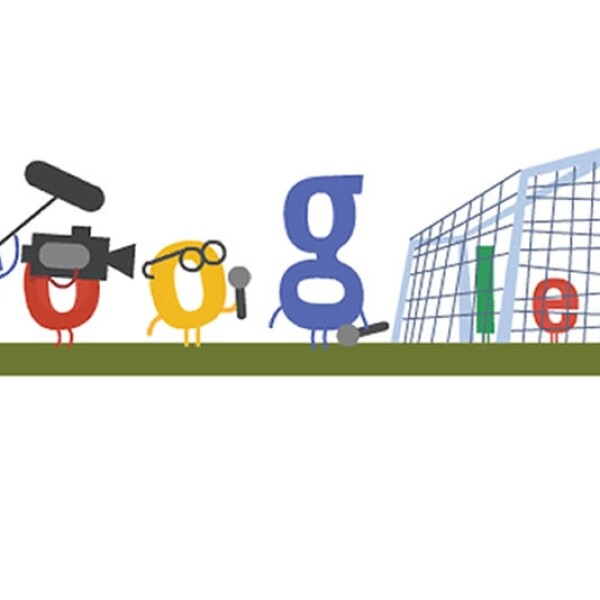 doodle brasil periodistas- medios