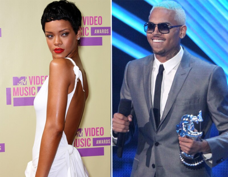Hace unos días fueron capatados juntos en el concierto de Jay Z, después de pasar varias horas en un hotel. Se dice que Karrueche Tran, la novia oficial del rapero, no soportó sus actitudes.