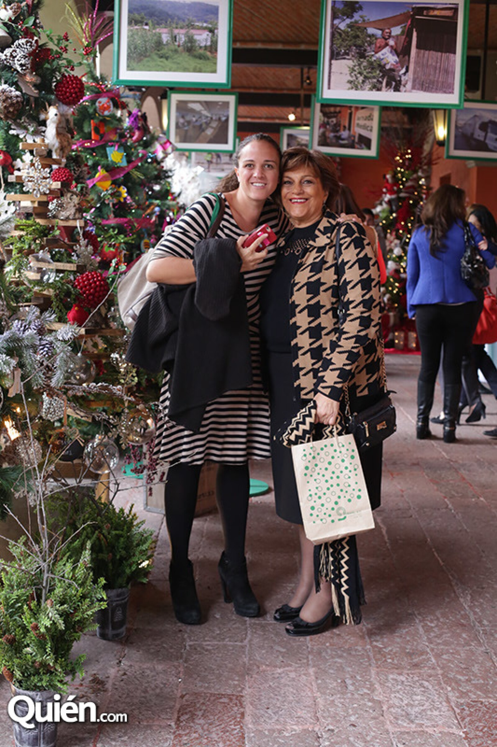 Frida Amiga y Ana Saad