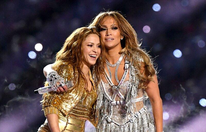 Super Bowl Shakira y Jennifer Lopez