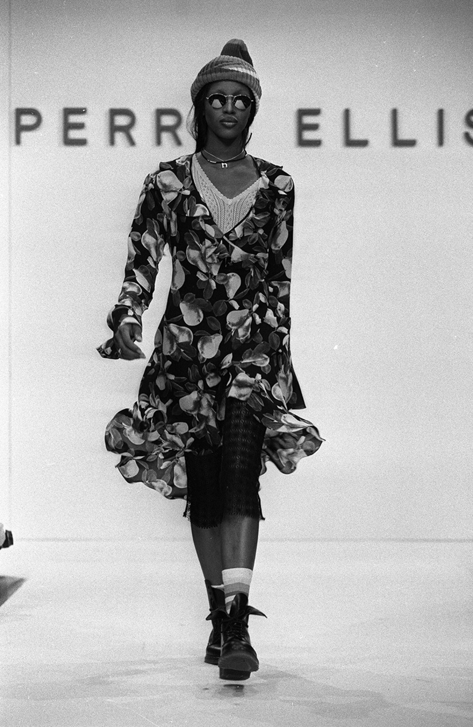 Perry Ellis RTW Spring 1993 Collection, New York