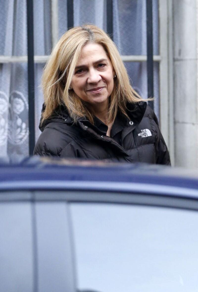 Se ha dado a conocer que la hija de Juan Carlos de España venderá propiedad de lujo en Barcelona para pagar una fianza millonaria por el caso de corrupción en el que están involucrados.