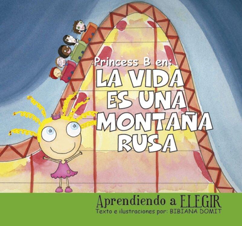 Entre otras cosas, Princess B enseñará a los niños que la verdadera nobleza está en ayudar a los demás.