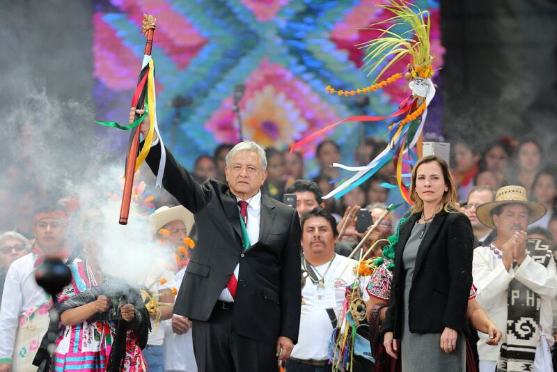 65th Mexico Presidential Inauguration