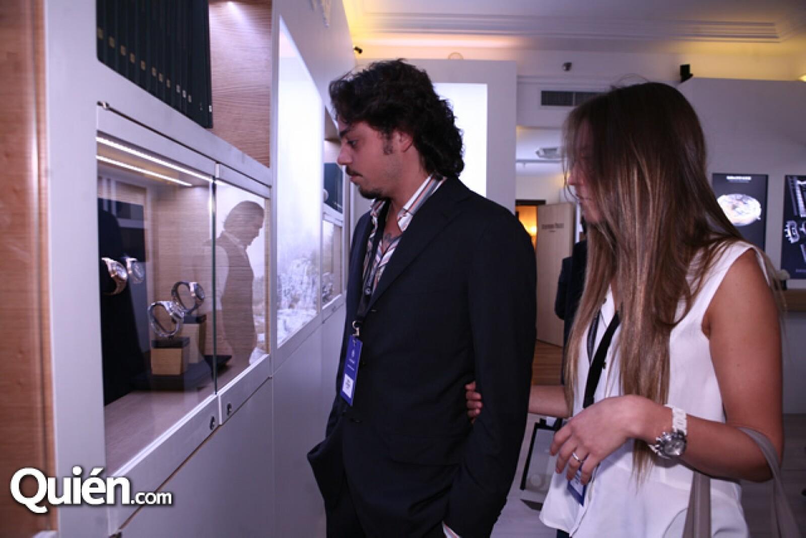 Pablo Gutiérrez,Brenda Quevedo