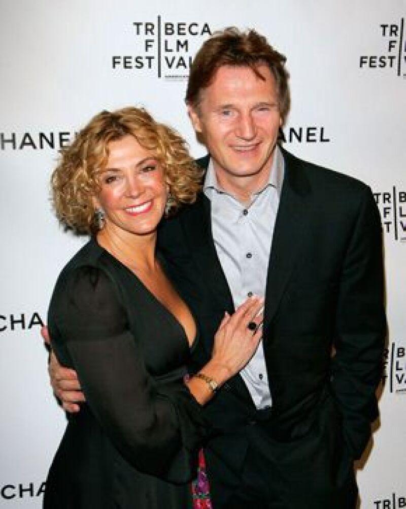 La actriz y esposa de Liam Neeson fue trasladada a Nueva York y será mantenida con vida artificial hasta que su familia pueda verla en La Gran Manzana.