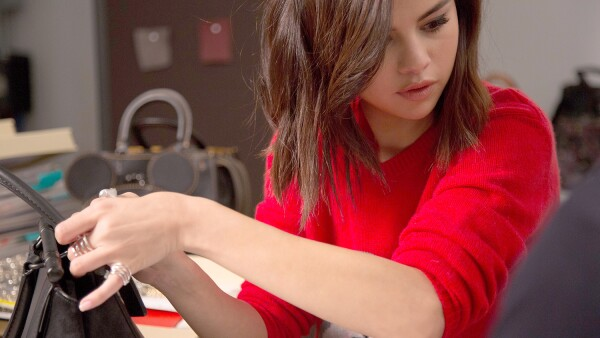 Selena Gomez x Coach