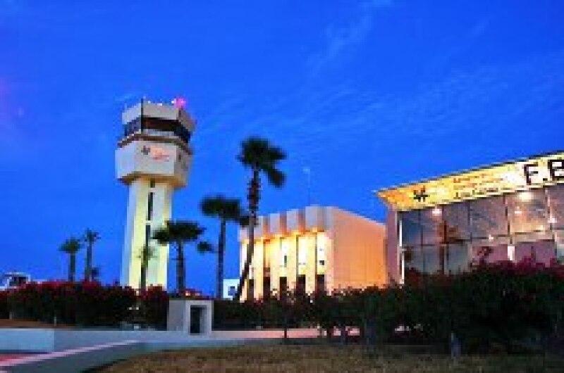 Los aeropuertos de Gap reciben menos pasajeros. (Foto: Cortesía)