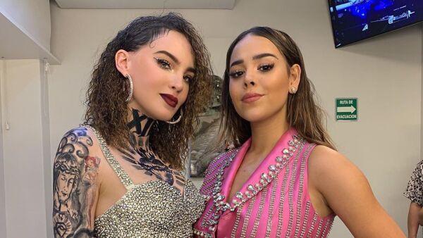 Belinda y Danna Paola.