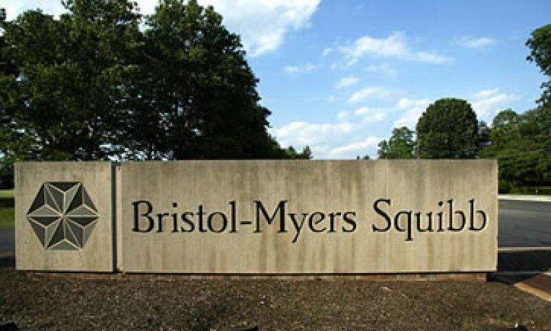 Sólo 15% de las ventas de Bristol-Myers en 2012 fueron en mercados emergentes.  (Foto: AP)