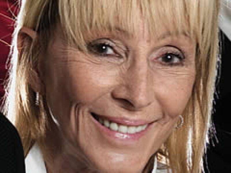 Marcó una era y ahora Pixie Hopkin asesora a El Palacio de Hierro en tiendas como la de Polanco. (Foto: Ramón Sánchez Belmont)
