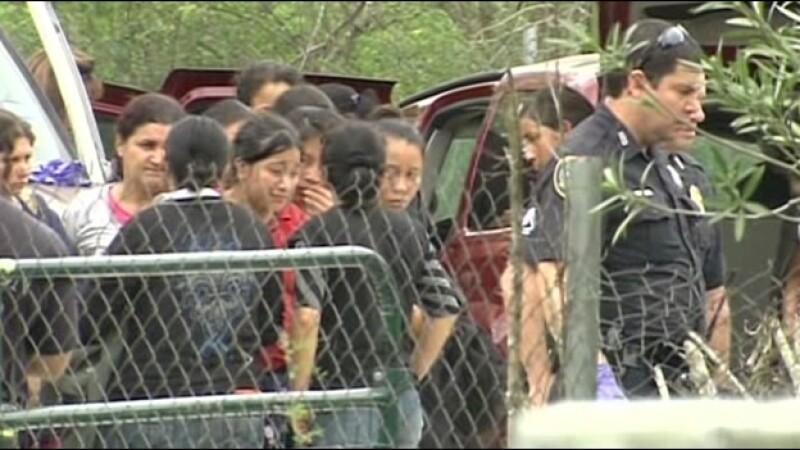 En marzo de 2014, la policía de Houston rescató a más de 100 inmigrantes de una casa en donde se sospecha que estaban retenidos en contra de su voluntad