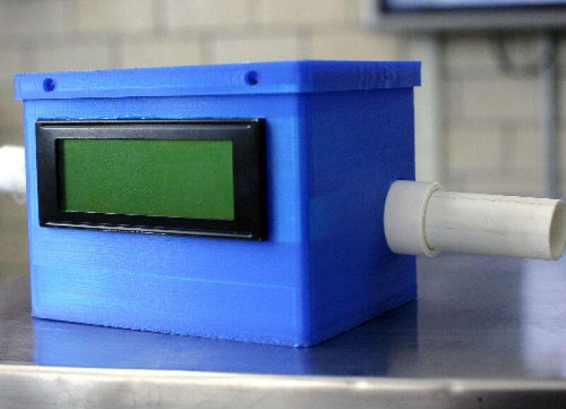 dispositivo medidor de gasolina