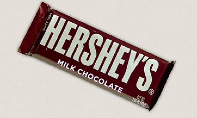 Hershey's estima que también aumentará sus precios el siguiente año. (Foto: tomada de CNNMoney.com)