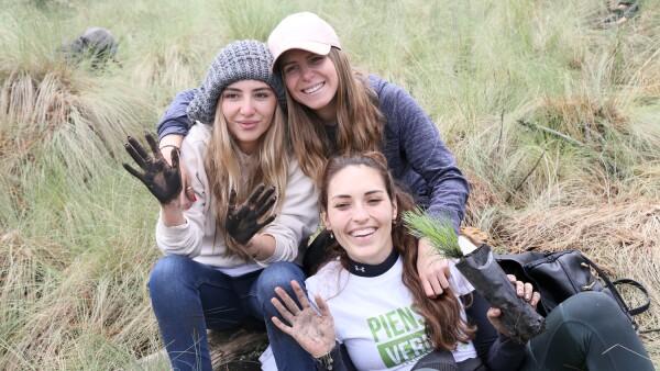 Reforestación Nevado de Toluca