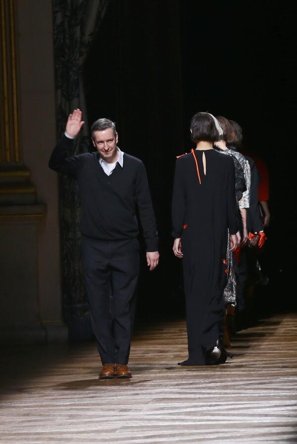 Dries Van Noten : Runway - Paris Fashion Week Womenswear Fall/Winter 2014-2015