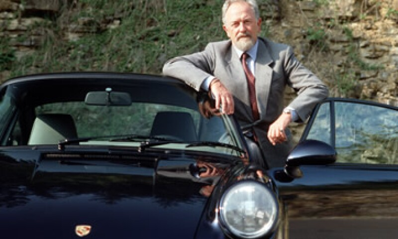 Ferdinand Alexander Porsche  era presidente de honor del Consejo de Supervisión de Porsche. (Foto: Archivo AP)