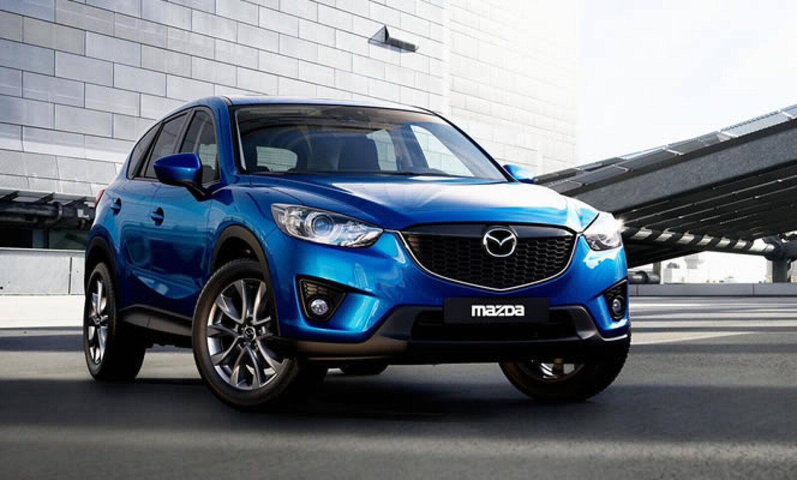 Esta nueva camioneta de la japonesa estará a la venta en el continente americano en el primer semestre del próximo año.