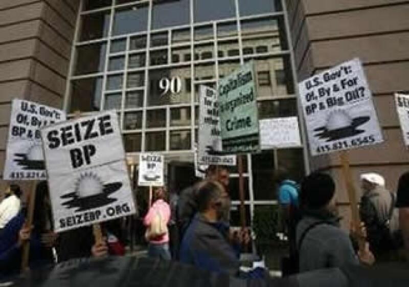 Civiles, estados y organizaciones se han manifestado por el desastre que ocasionó la empresa BP en el Golfo de México. (Foto: Reuters)