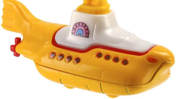 Ademas del icónico submarino, la empresa de juguetes pondrá a la venta otros seis vehículos alusivos al arte de la película de 1968.