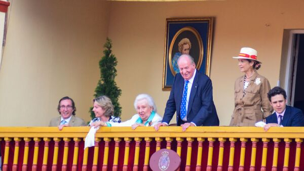 King Juan Carlos Last Institutional Public Appearance