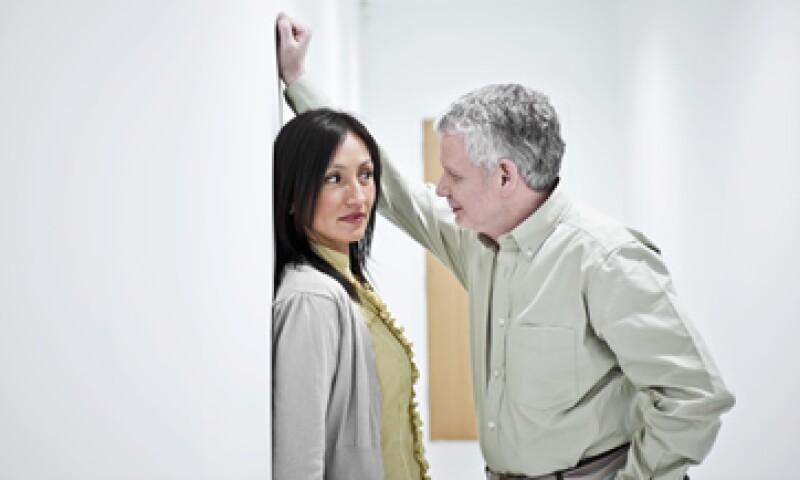En el hostigamiento sexual existe una relación de subordinación laboral entre el agresor y la víctima. (Foto: Getty Images)