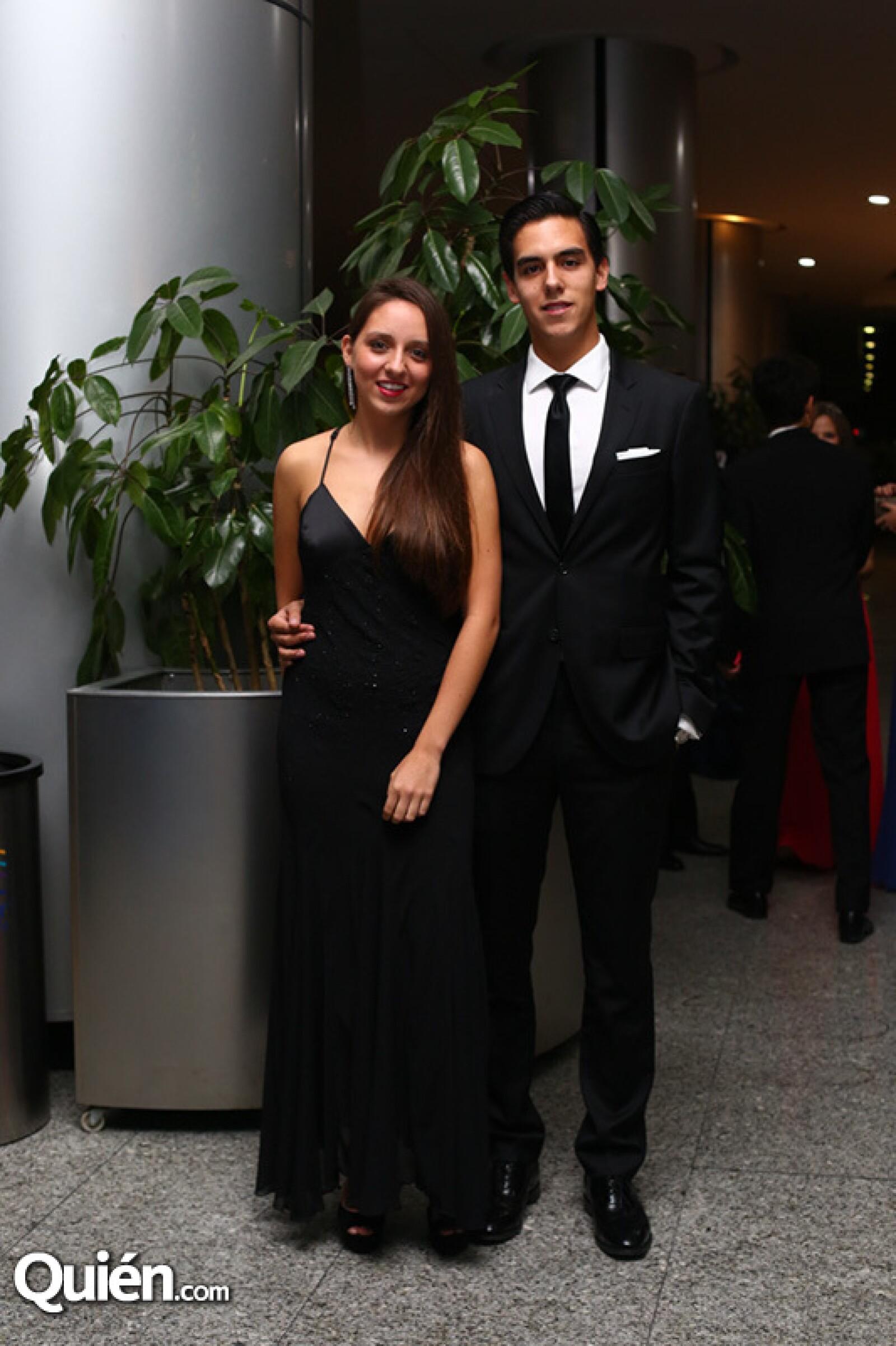 Carolina García y Gilberto García