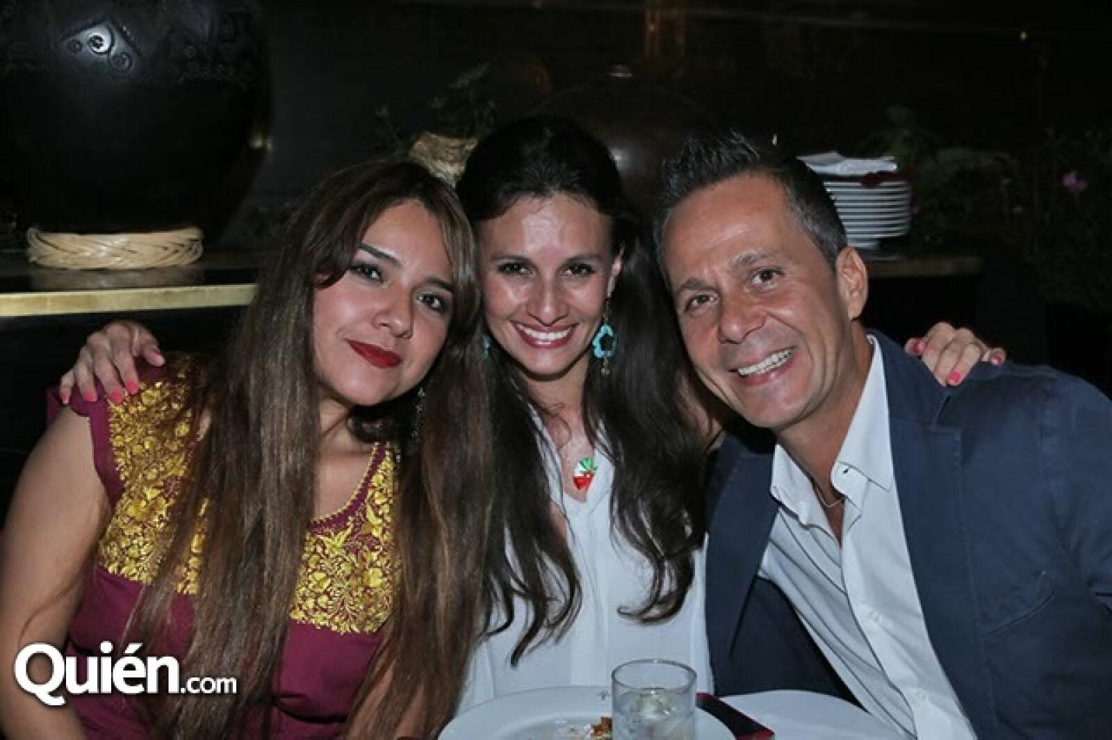 Julieta López y Alejandro Cabral