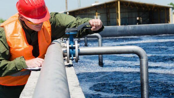 tratamiento de agua residual
