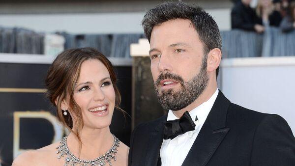 Jennifer y Ben Affleck.