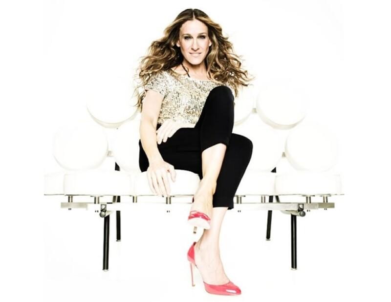 Sarah Jessica Parker está lista para impresionarnos con su línea de zapatos.