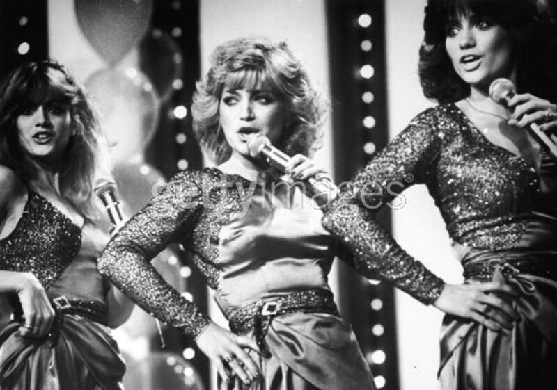 Estas son las Mandrell Sisters, trío en el que se basaron para imitarlas y hacer una parodia.