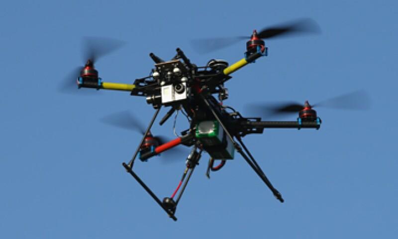 Los drones bombarderos no serán solo cosa de ciencia ficción, advierten.(Foto: Getty Images )