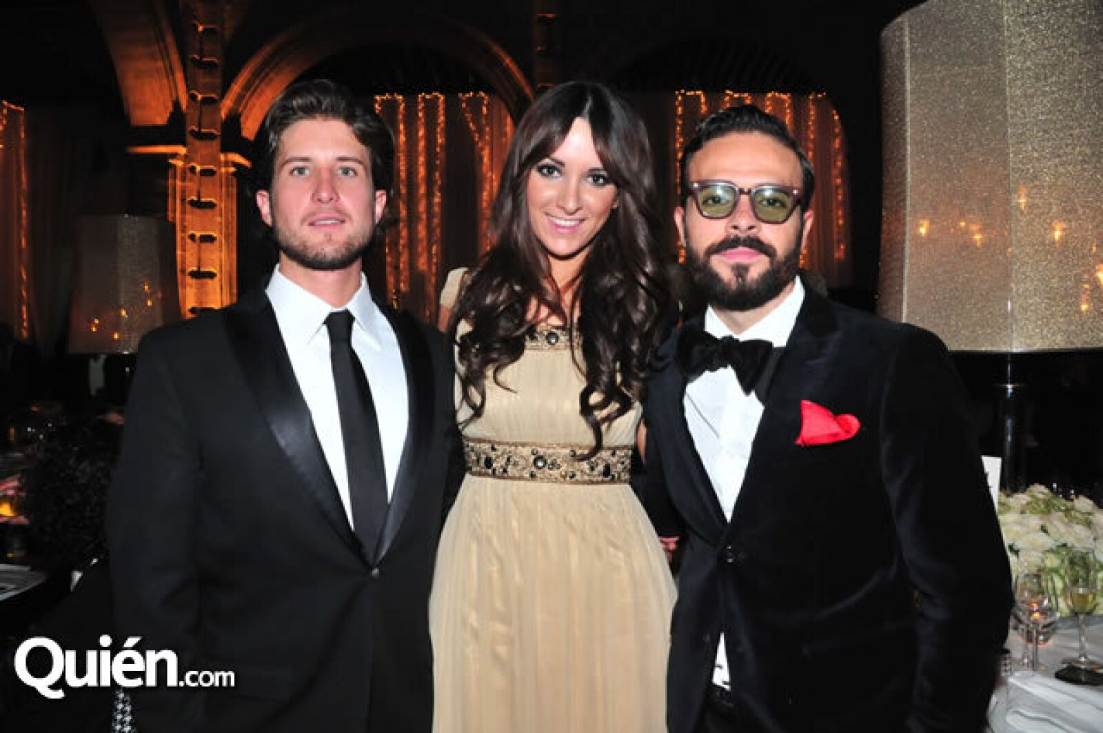 Diego Buenfil,Mariana Rubio,Josemaría Torre