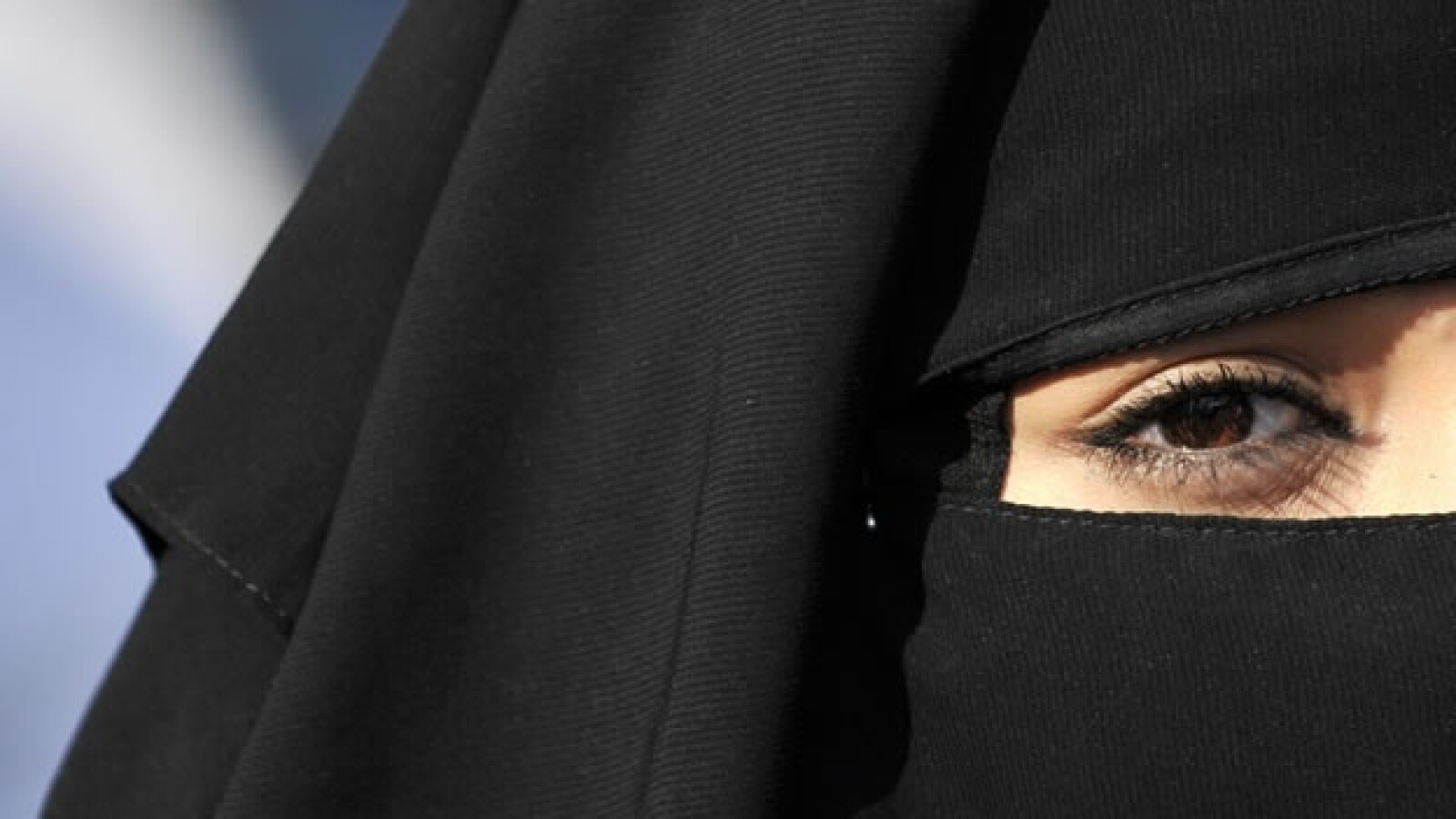 Alemania - mujer islamita