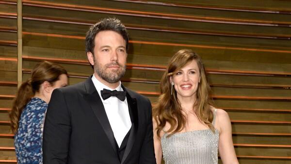 Jennifer Garner están divorciados oficialmente