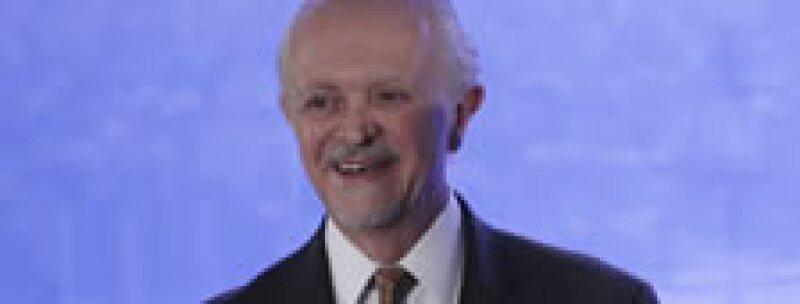 Molina es Premio Nobel de Química. (Foto: Cuartoscuro)