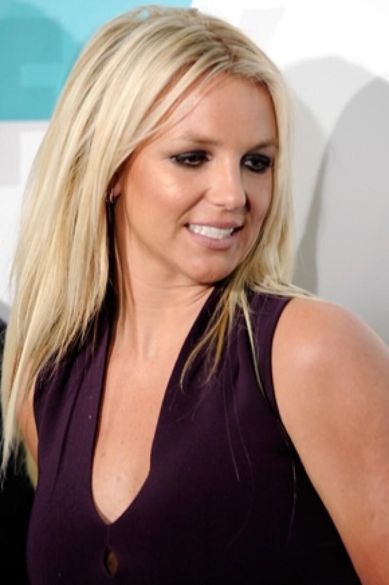 La estrella acudió este miércoles a los juzgados de Los Ángeles, pero sin la compañía de su tutor legal, Jamie Spears, y sin su prometido, Jason Trawick.