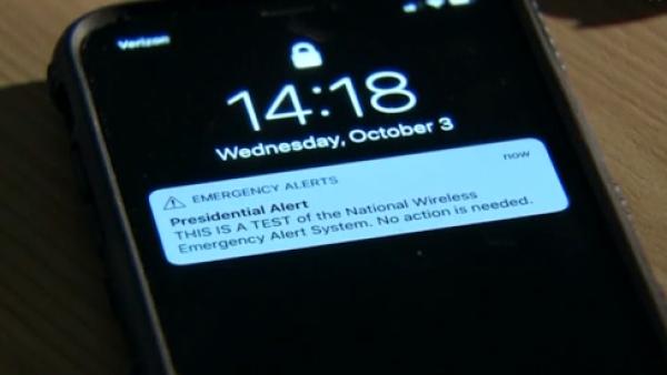 Estados Unidos prueba un nuevo sistema de alerta