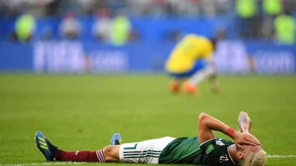 Selección Mexicana fuera de Rusia 2018