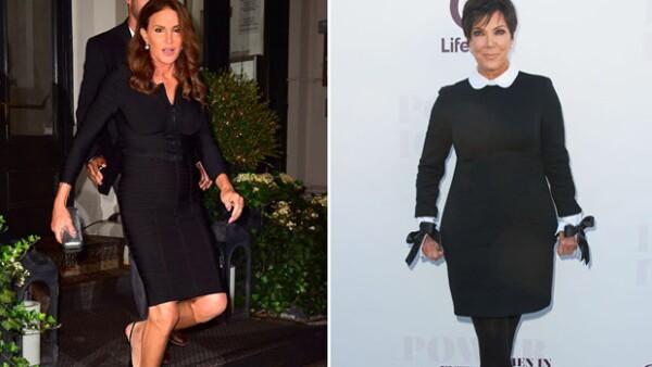 La mamá de las Kardashian visitó por primera vez a su ex pareja, desde que esta última se convirtiera en Caitlyn, en su casa de Malibú.