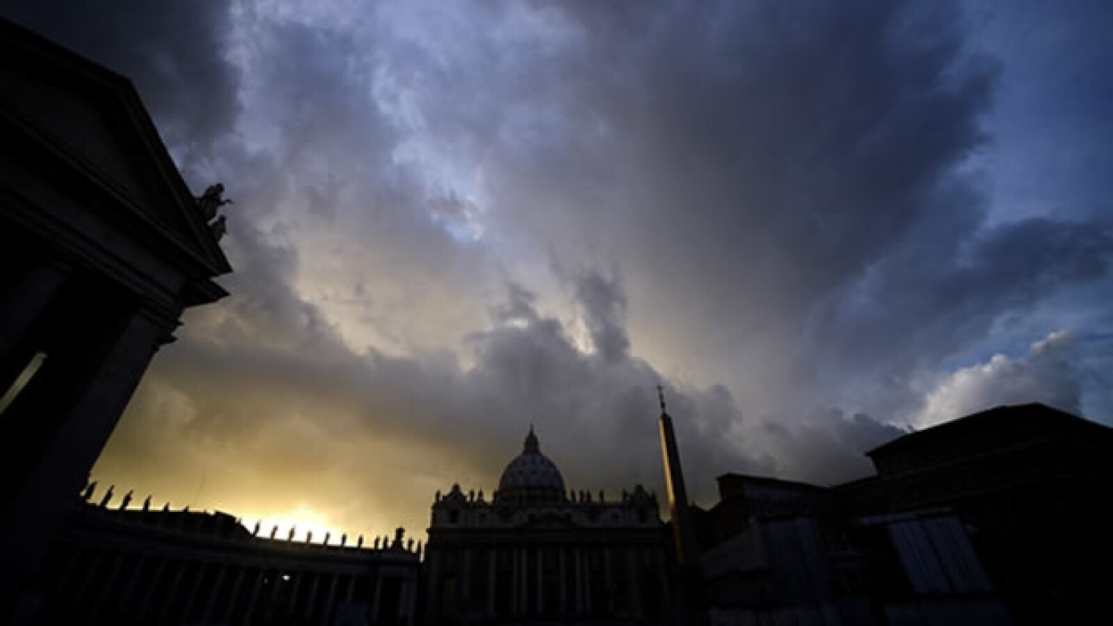 AFP. Audiencia Benedicto XVI-Vaticano 1