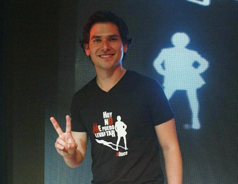 El actor formará parte del elenco del reconocido musical en su nueva etapa.