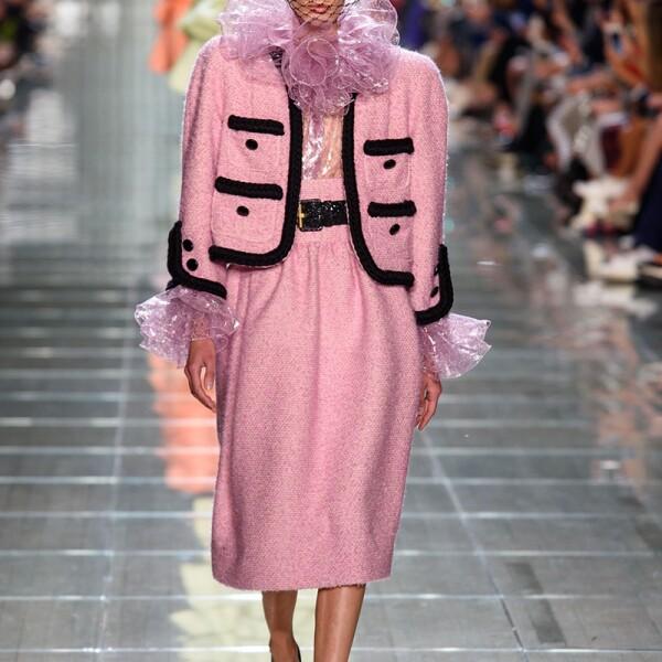 Marc Jacobs show, Runway, Spring Summer 2019, New York Fashion Week, USA - 12 Sep 2018