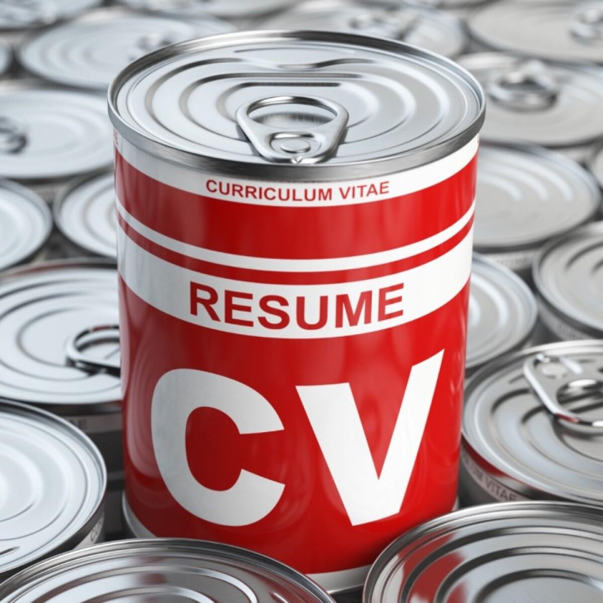 Así es el CV que llama la atención de los reclutadores